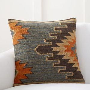 "[Pottery Barn] Alder Kilim Pillow Cover 20"""